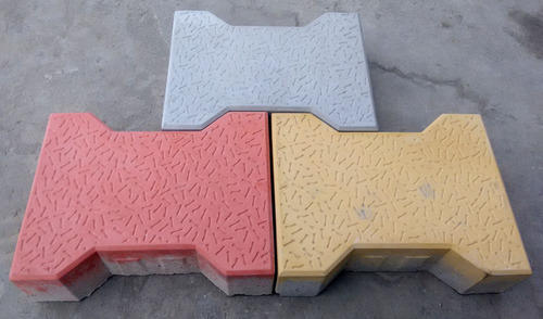 Interlocking Paver Block, for Landscaping