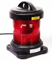 Navigation Light Single Tier All Round Red Nuc Cxh6-11p