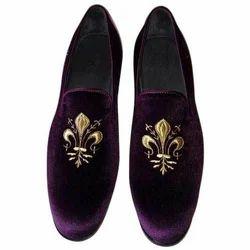 Polymer Formal Loafer Shoes