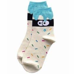 Printed Kids Socks