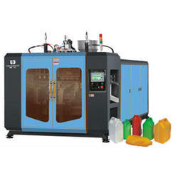 MG Series Extrusion Blow Moulding Machine Double Station