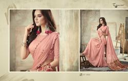 T & M Tatvam-20 Series 2009-2026 Stylish Party Wear Fancy Saree