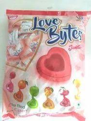 Orange Flavor Candy