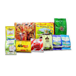 Agro Chemical Laminate Pouch