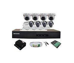CCTV Camera Full Setup On EMI