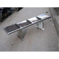 Parking Steel Bench