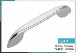 S-983 Zinc Cabinet Handle