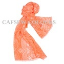 Stylish Poly Georgette Scarves