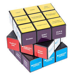 Promotional Cube
