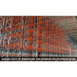 Slotted Angle Racks in Vasai, स्लॉटेड एंगल रैक