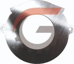 Oib Wet Brake Discs Steel Mahindra MKM