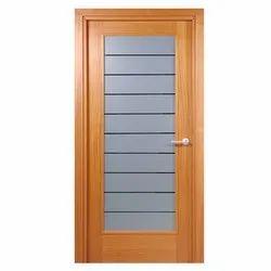 Decorative Veneered Door