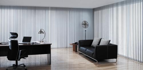 Office curtains Simple Multy Office Curtains Indiamart Multy Office Curtains Rs 59 square Feet Sms Chick Makers India