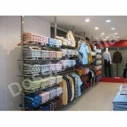 Garment Shelves
