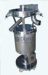 Tablet Deburring And Dedusting Machine