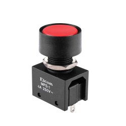 Micro Switch with Actuator Spdt Momentary 4a 250v Ac
