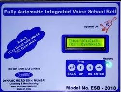 School Bell Timer MP3 /SD Card