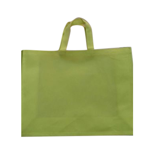 Green Plain Non Woven Bag, Capacity: 500gm And 1kg