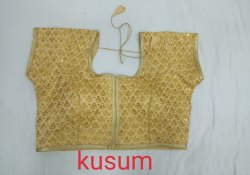 Kusum Embroidered Blouse