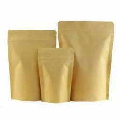 Brown Kraft Paper Pouch