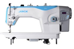 JACK A2S Lockstitch Sewing Machine with Trimmer