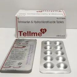 Telmisartan and Hydrochloride Tablets