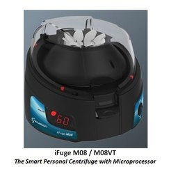 iFuge M08VT Personal Centrifuge With Microprocessor Neuation