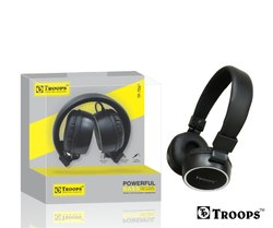 TROOPS TP-7067 POWERFUL BASS HEADPHONE