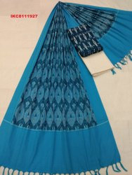 Ikat Ladies Salwar Suit