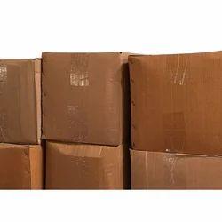 Brown Kraft Paper Plain Carton Box