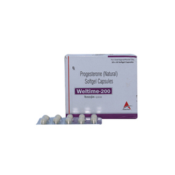 Progesterone (Natural) Softgel Capsules