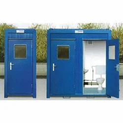 Prefabricated Workmen Toilet