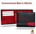 Customized Men's Wallet
