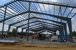 Mild Steel Pre Engineered Building Structure