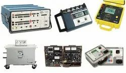 Calibration Of Electrical Test Instruments Service