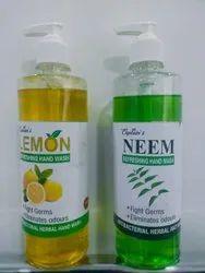 Antibacterial Herbal Lemon Hand Wash
