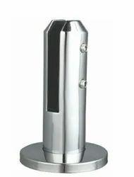 Round Glass Railing Spigot