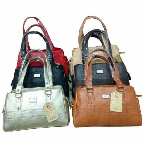 84fa484e0c S. S. Lavic PU Ladies Fashion Bags