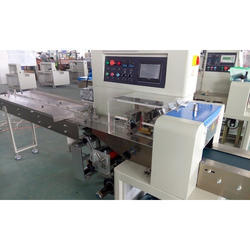 Biscuits Horizontal Flow Wrapper Machine