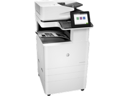 HP LaserJet Managed MFP E82550