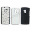 White 2d Lenovo K4 Mobile Cover