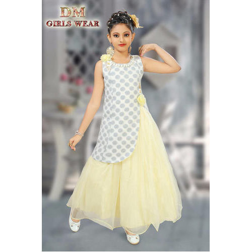 kids girls stylish frock at rs 650 piece girls frock id