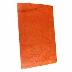 Handmade Plain Paper Bag, For Shopping, Capacity: 2kg