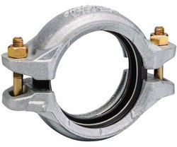 Victaulic Coupling with Gasket