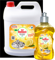 Just Reflect Lemon Dish Wash Liquid