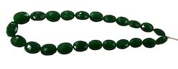 Natural Green Onyx Gemstone Beads