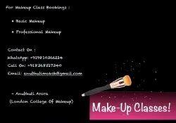 ANUBHTI ARORA Makeup Personal & Professional DELHI