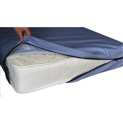 Cotton Single Bed Mattress Cover