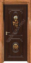 Living Room Designer Door Skin