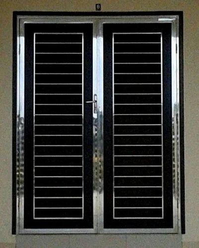 Stainless Steel Window Frame Manufacturer From Medak